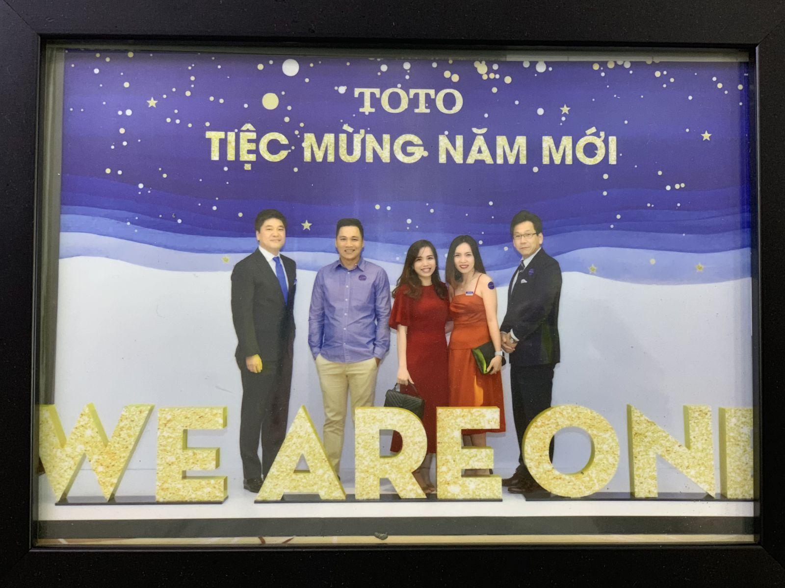 Hội nghị gặp mặt đại lý TOTO