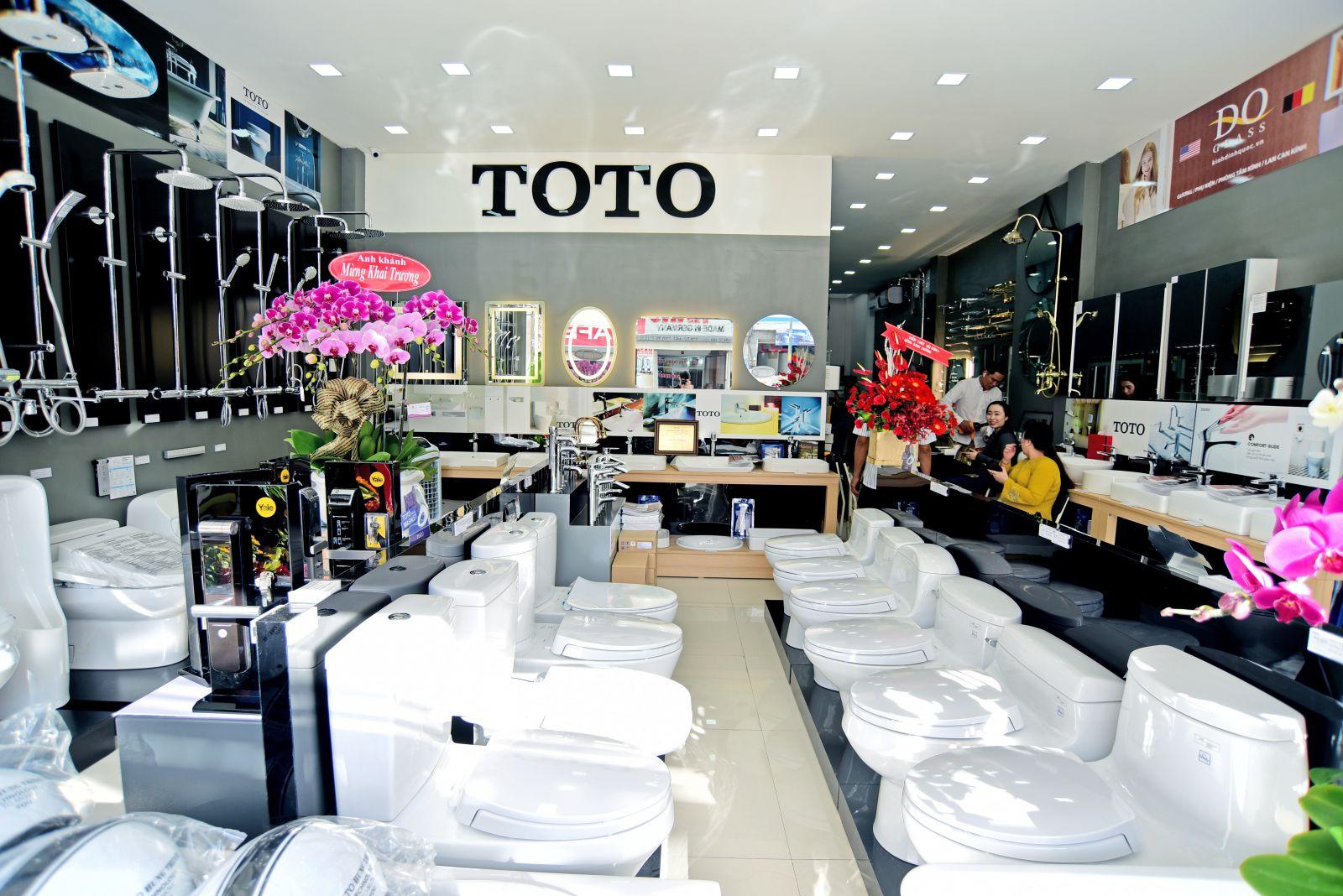 Hình ảnh showroom Hưng Thinh